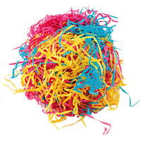 Cindus Krinkled Shred Solids 2 Ounces-Kraft