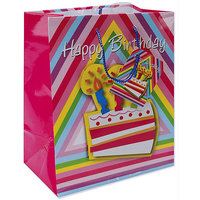 Promotions Unlimited Large Birthday Gift Bag 147175