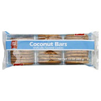 Gemvara Rippin Good Coconut Bar Cookies, 10 oz, - Pack of 12