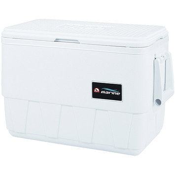 Igloo 3856776 25Qt. White Marine Series Ice Chest