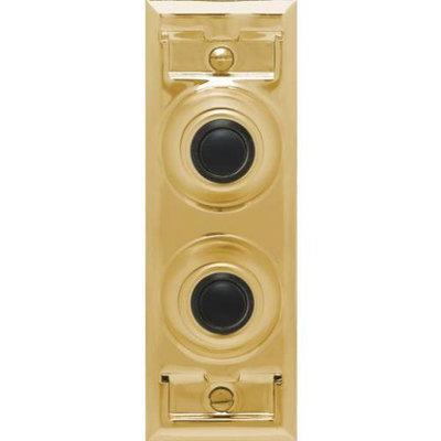 Carlon Multi Family Push Button Unit DH1602 by Thomas & Betts