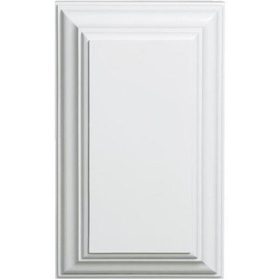 Thomas & Betts Carlon DH130 Wired Door Chime with Trim Molding, White