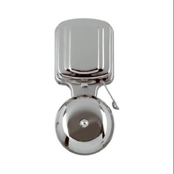 Thomas & Betts/Carlon DH924 Chrome 4-Inch Wired Bell - Each