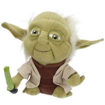Comic Images Yoda Super Deformed Plush