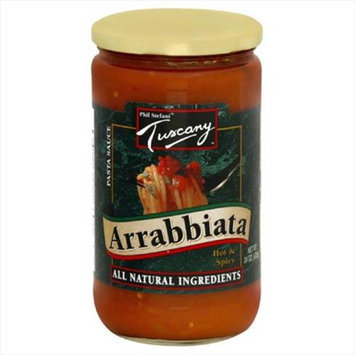 Tuscany Pasta Sauce Arrabbiata Hot & Spicy 24 Oz Pack Of 6