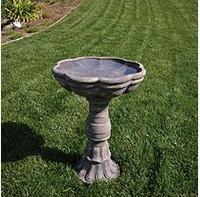 Bond Manufacturing - Y97029 - Tortolla Birdbath - 17 Inch Fountain