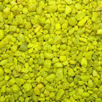 Estes Gravel Products Permaglo Gravel 5 Pounds Yellow - Part #: 20504