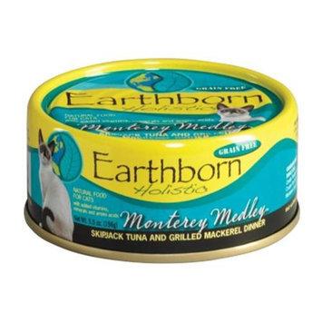 Midwestern Pet Food PF71540 Earthborn Holistic Monterey Medley Cat 10.6 lbs.