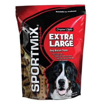 Sportmix Extra Large Dog Biscuit Treats - 8 lb.