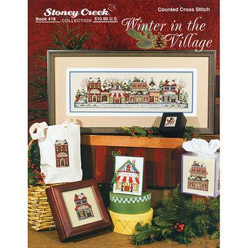 Stoney Creek 449748 Stoney Creek-Winter In The Village