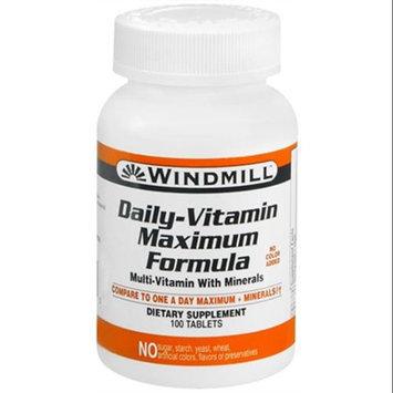 Windmill Maximum Formula Daily Vitamin