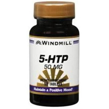 5htp 50 Mg 50 Tablets Windmill