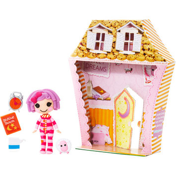 Abc International Traders Inc. Mini Lalaloopsy 3 Inch Mini Figure with Accessories Pillow Featherbed