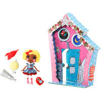Mga Entertainment 3 Inch Mini Lalaloopsy - Dot Starlight W/ Pet And Accessories