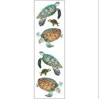 Mrs Grossman MG199-04353 Mrs. Grossmans Stickers-Turtles