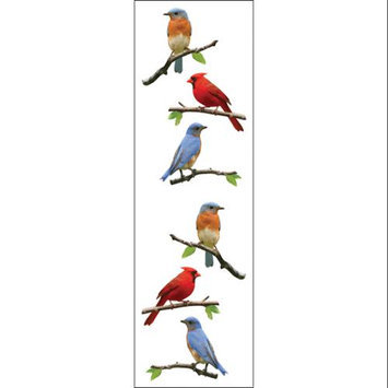 Mrs Grossman MG199-11983 Mrs. Grossmans Stickers-Birds