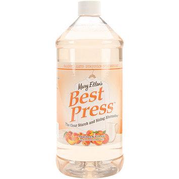 Mary Ellen Products Mary Ellen's Best Press Refills 32 Ounces-Peaches & Cream