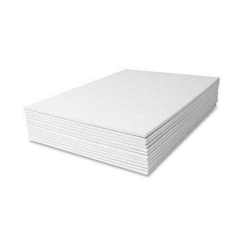 Sparco Plain Memo Pads, White, 12-Pack