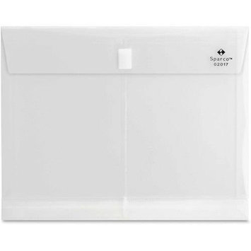 Sparco Products String-A-Long Poly-Hide Envelope