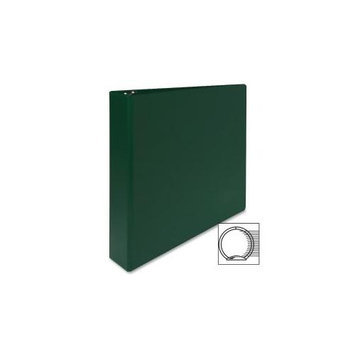 Sparco Products SPR03404 3-Ring Binder- 1. 50inch Capacity- 11inchx8. 50inch- Green