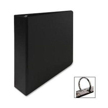 Sparco Products Vinyl Ring Binder, Letter, 2