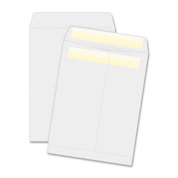 Business Source Specialty Envelopes Press/Seal Cat Envelope, Plain