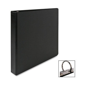 Business Source Vinyl Ring Binder, Letter, 1