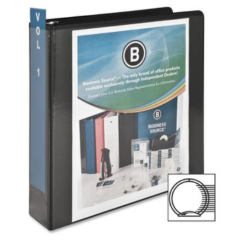 Business Source Standard View Binder, 2