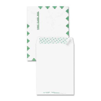 Sparco Products Tyvek Open-End Envelopes- Plain