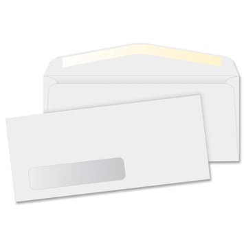 Business Source Business Envelopes Window Envelopes