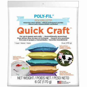 Fairfield NOTM361431 - Quick Craft Weighted Poly-Pellets