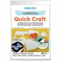 Fairfield NOTM361434 - Quick Craft Foam 4/Pkg