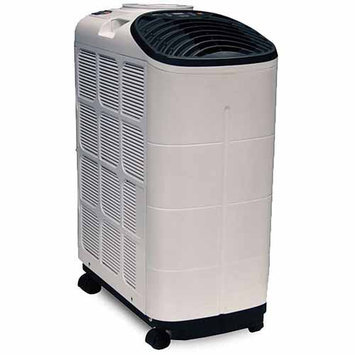 Royal Sovereign - Refurbished 12,000 Btu Portable Air Conditioner And Dehumidifier - White