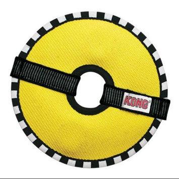 The Kong Company Kong Fire Hose Ballistic Ring Medium Dog Toy