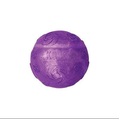 Kong 269890 Squeezz Crackle Ball - Assorted Medium