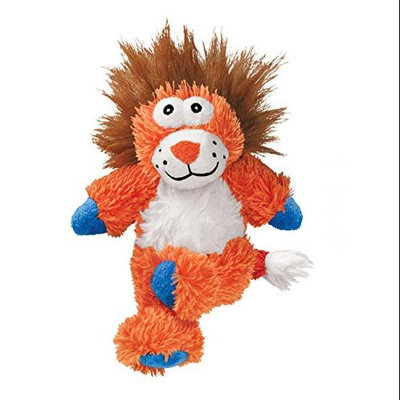 The Kong Company KONG Cross Knots Dog Toy MD/LG Lion