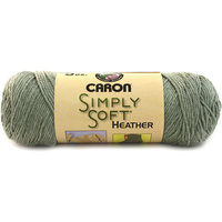 Caron Simply Soft Heather Yarn-Woodland Heather