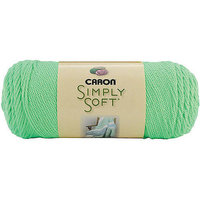 Caron Simply Soft Yarn Solids-Neon Green