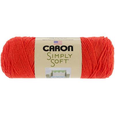 Spinrite NOTM325421 - Simply Soft Orange Yarn