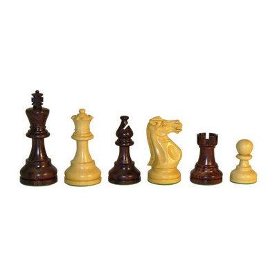 Chopra 37SAE Lg. Sheesham American Emperor - Chessmen Amer. Emperor Wood