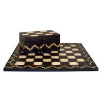 WorldWise Imports ART012 Southwest Applique Box and Board by Arte de Origen