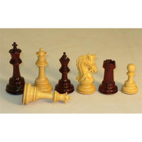 WorldWise Imports 42BRPRDQ Bud Rosewood Parthenon by Checkmate