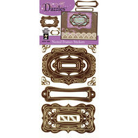 Dazzles Nested Frame Stickers
