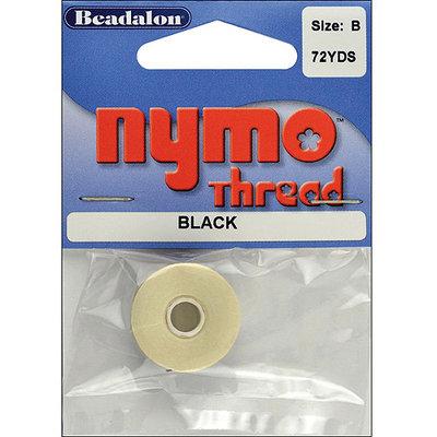 Beadalon 150927 Nymo Thread .20x72 YardsBlack