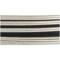 Beadalon Sterling Silver 7-Strand Stringing Wire