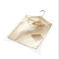 Seymour Housewares 1220049 DLX Clothespin Bag