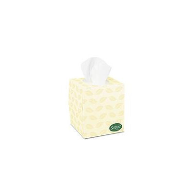 Kimberly-Clark Professional Surpass Boutique 100% Recycled Fiber Facial Tissue, 36/Carton