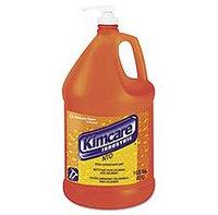 Scott NTO Hand Cleaner With Grit, Orange, 1 gal, 4/Case