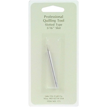 Lake City Craft Q171 Professional Quilling Tools 3/16 Slotted Tool