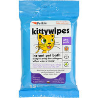 Imperial Cat 5100 7.5 x 10 Kitty Wipes